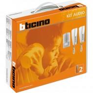 BTICINO 368121 KIT AUDIO BIFAMILIARE