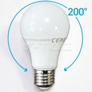 LAMPADINA LED E27 7W BIANCO CALDO