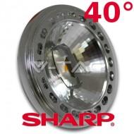 LAMPADINA LED AR111/G53 15W BIANCO CALDO